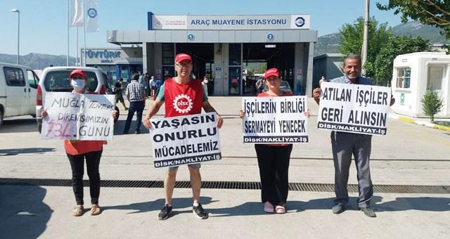 Direnişteki Tüvtürk işçisinin işe iade davası istinafta kesinleşti