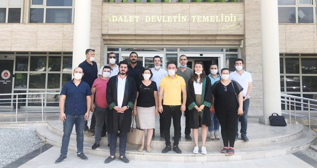 CHP Gençlik Kolları'ndan suç duyurusu