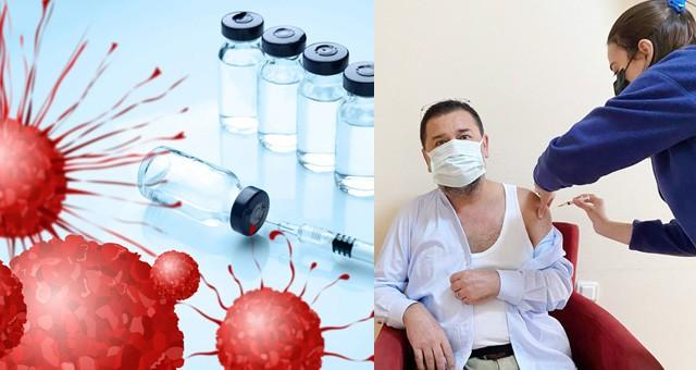 Başkan Tokat, 2. doz Covid-19 aşısını oldu