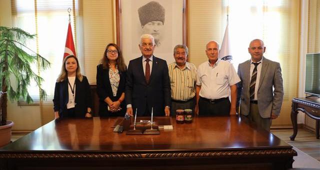 Büyükşehir Muğla'nın Balı için imzaları attı