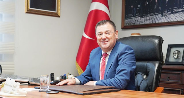 Başkan Tokat, Jandarma Teşkilatı'nın kuruluşunun 182. yılını kutladı