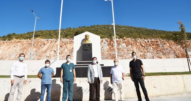 Başkan Tokat yeni devlet hastanesini ziyaret etti