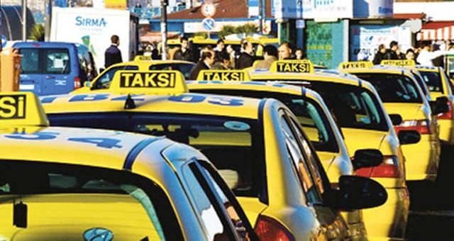 Ticari taksi (T) plaka satışı yapılacaktır