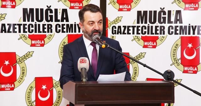Muğla Gazeteciler Cemiyeti Başkanı Süleyman Akbulut: