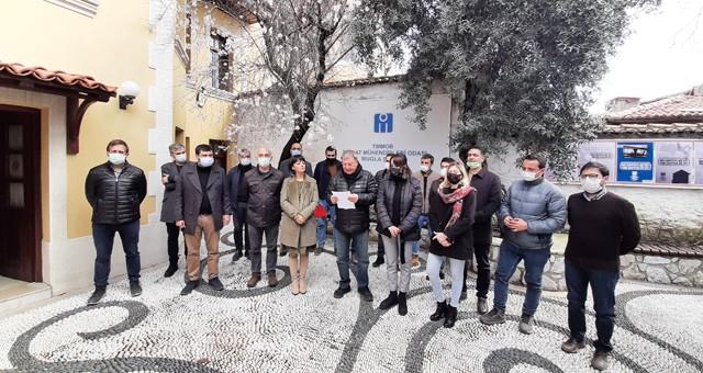 1-7 Mart Deprem Farkındalık Haftası Kapsamındaİnşaat Mühendisleri Odası Muğla Şube'den