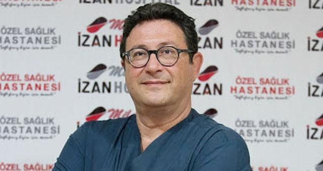 İZAN Hastanesi Başhekimi İbrahim Özman'ı dinleyin…