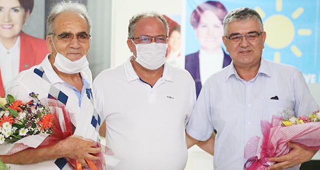 İYİ Parti'de Kasım Özkan dönemi başladı