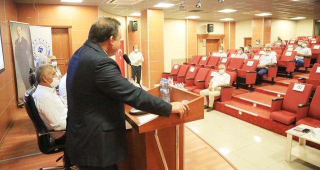 Süt Birliği Mali Genel Kurulu'nu gerçekleştirdi
