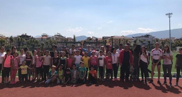 Gençlik Haftası Atletizm Yarışmaları Tamamlandı