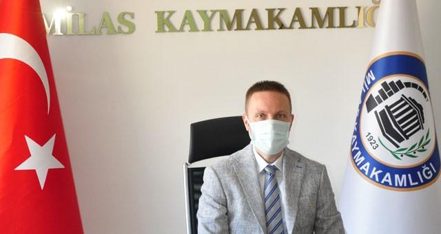 Kaymakam Böke'den vatandaşlara aşı çağrısı