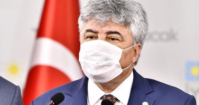 Metin Ergun, süt fiyatlarının belirlenmesindesüt üreticilerinin temsilcilerinin,neden olmadığını sordu..