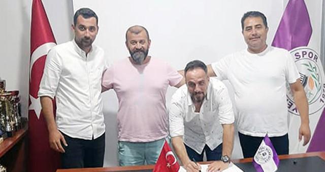 Yeni Milasspor'da istifa