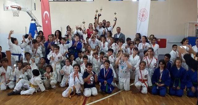 Milaslı Judoculardan yeni bir başarı