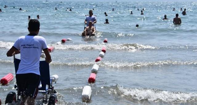 Muğla'da Engelsiz Plajlar artıyor, engeller azalıyor