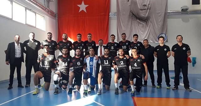 Voleybolcuların Rakibi Bursa Büyükşehir Belediyespor