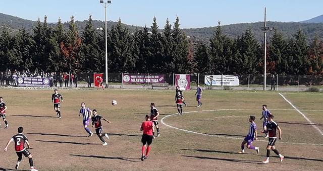Yeni Milasspor 3 golle 3 puan aldı