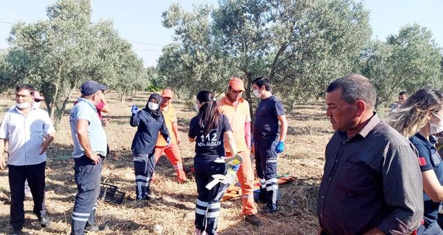 Belediye aracı kaza yaptı: 4 işçi yaralandı