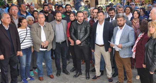 CHP İlçe Örgütü saldırıyı sert bir dille kınadı…