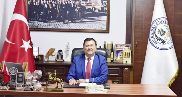 Başkan Tokat'tan yeni yıl mesajı