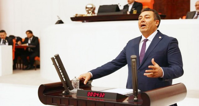 CHP Muğla Milletvekili Mürsel Alban: