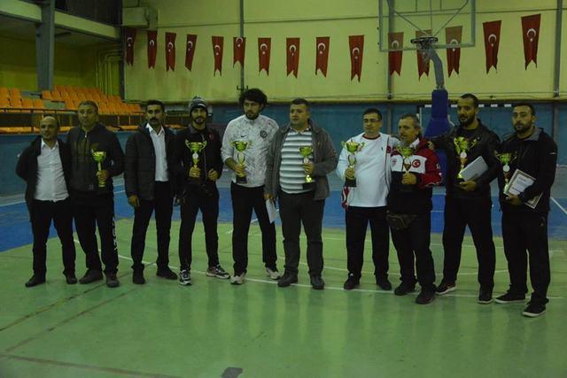Cumhuriyet Kupası Kick Boks Turnuvası Tamamlandı