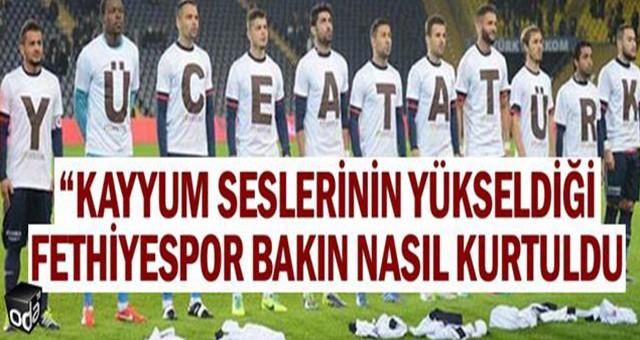 FETHİYESPOR'DA YENİ YÖNETİM... DARISI MİLLASSPOR'UN BAŞINA..