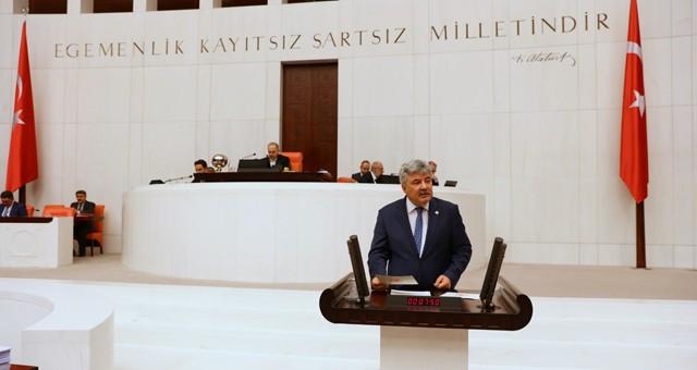 Metin Ergun, Maliye Bakanı Elvan'a SEKA Limanı'nı sordu..