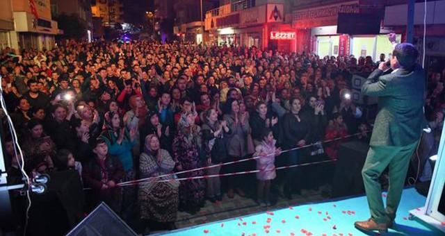 """AKP Adayı Barış Saylak Kent İçi Toplantılarına Başladı  """"ARTIK PROJELER KONUŞACAK"""""""
