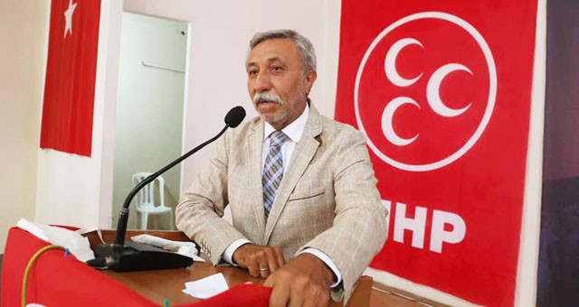 MHP İl Başkanlığı'na İkinci Aday: