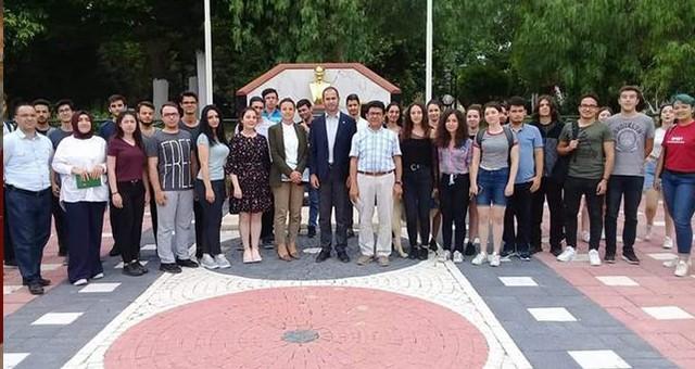 Türkiye'nin En Kapsamlı Yerel Tohum Merkezi Öğrencilere Tanıtıldı