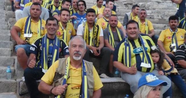 """""""Fenerli Ol"""" Kampanyasına Milaslı Fenerbahçelilerden de destek geldi"""