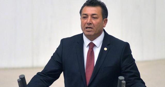 CHP Milletvekili Mürsel Alban: