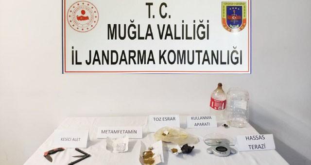 Yine uyuşturucu satıcıları yakalandı