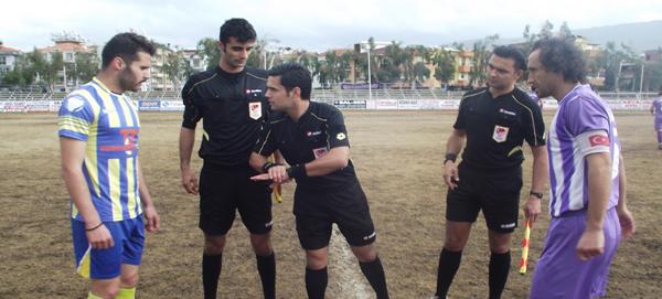 Yeni Milasspor, Turgutreis'i 5 golle ağırladı