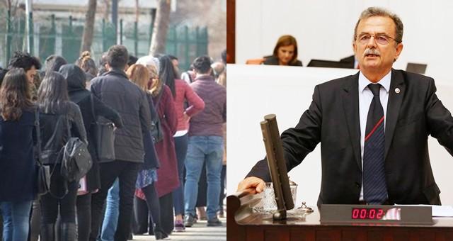 Süleyman Girgin: Gençler işsizlik pençesinde bir de KYK borcu ile boğuşuyor