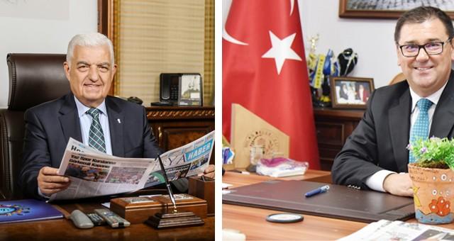 Başkan Gürün ve Başkan Tokat'tan Basın Bayramı Mesajı