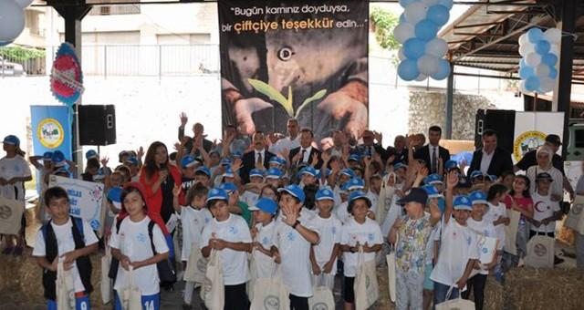Dünya Süt Günü'nde renkli etkinlik…