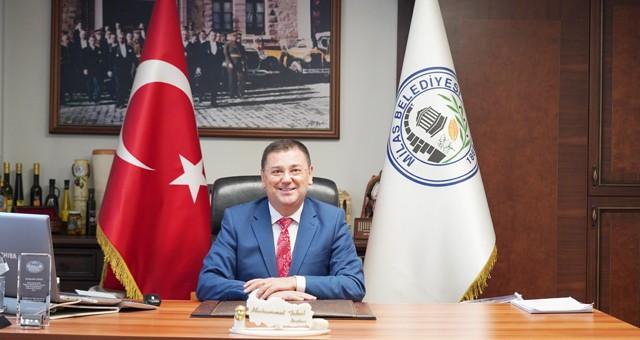 Başkan Tokat'ın 23 Nisan mesajı