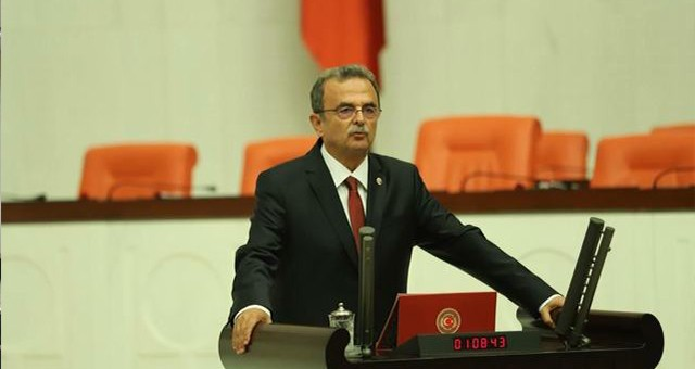 """CHP'Lİ GİRGİN'DEN MİLLİ EĞİTİME ÇAĞRI;  """"BU HATADAN DÖNÜN"""""""