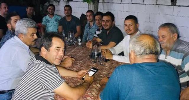 AKP Milas İlçe Örgütü'nden Seçim Sonu Ziyaretleri