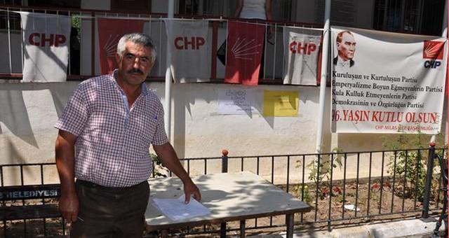 Karadam köylüleri Arasta Park'ta imza topladı