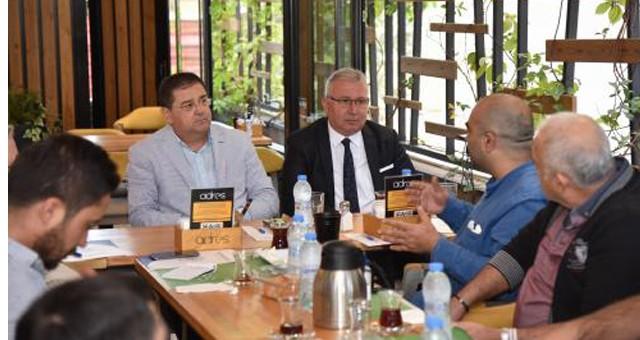 Belediye Başkan Yardımcısı Cüneyt İlter'in testi pozitif çıktı..