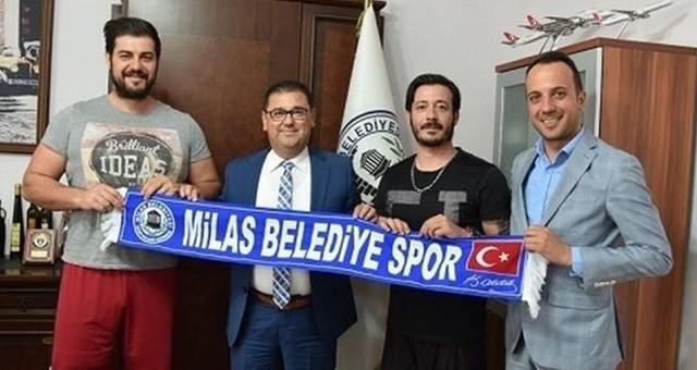 Milas Belediyespor Transferlere Başladı  Önce teknik yönetim, sonra sporcular