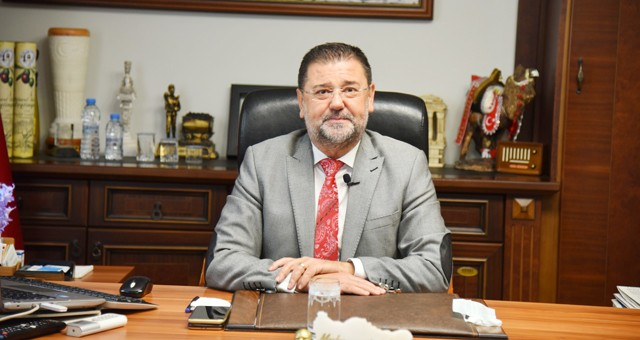 Başkan Tokat'ın İstiklal Marşı'nın kabulünün 100. yılına ilişkin mesajı