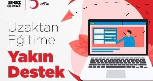 Kızılay'dan tablet ve bilgisayar bağış kampanyası