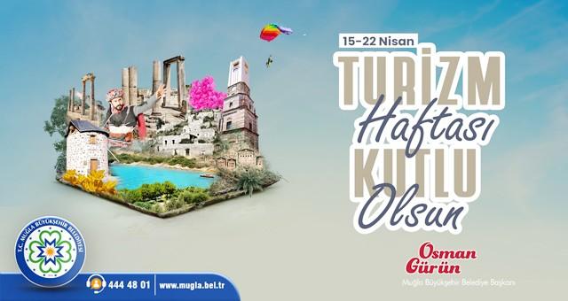 Başkan Gürün Turizm Haftası'nı kutladı