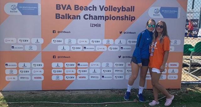 Balkan Şampiyonası'nda Alkışlandılar