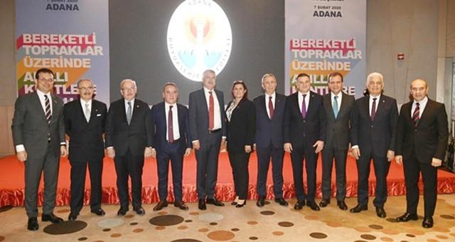 Büyükşehir Belediye Başkanları Muğla'da Buluşuyor