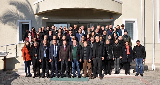 Başkan Tokat ve ekibinden STK'lara ziyaret…