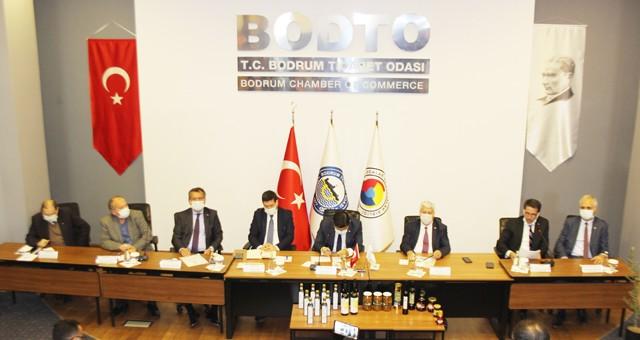 Bodrum'da turizmcilerle yeme içme işyerlerine çağrı: